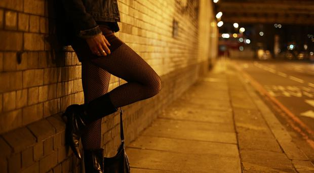 A crackdown on the sex trade in Northern Ireland is pushing it over the border into the Republic of Ireland, campaigners say