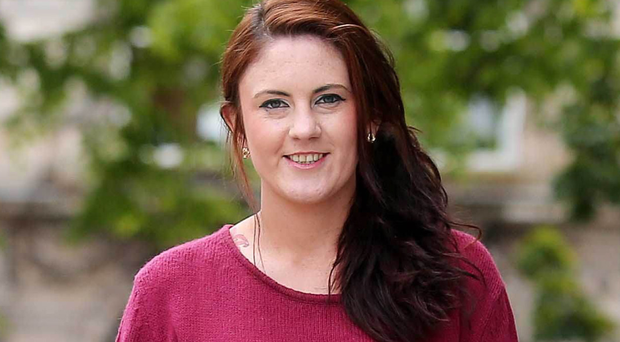 Belfast City councillor Julie-Anne Corr Johnston