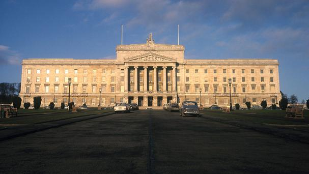 The Stormont Executive has failed to develop an anti-poverty strategy for Northern Ireland, a High Court judge ruled today.