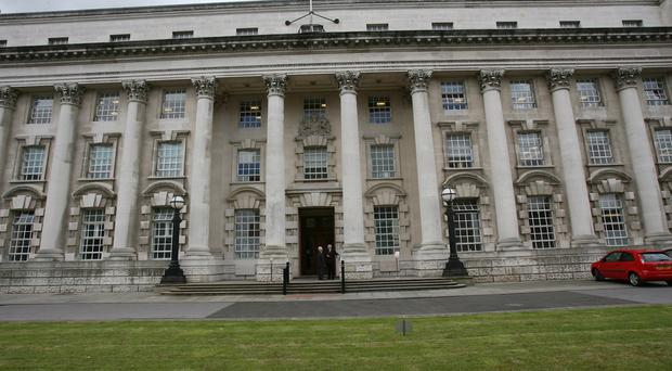 The two men were facing charges at Belfast Crown Court