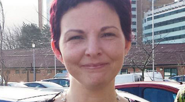Bronagh Corry, a teacher and mum-of-three, was diagnosed with breast cancer two years ago
