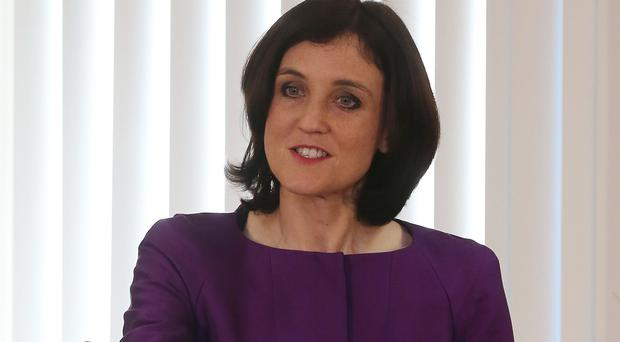 Theresa Villiers says the provisional budget idea would be helpful