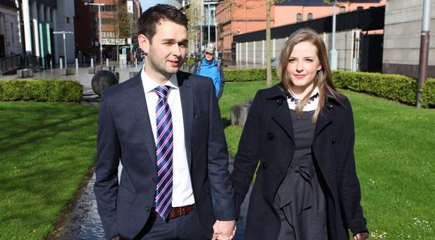Daniel and Amy McArthur of Ashers Baking Company were found to have acted unlawfully by declining an order from gay rights activist Gareth Lee