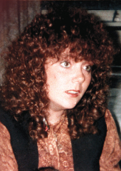 Caroline Moreland was murdered by the IRA and her body dumped at the border
