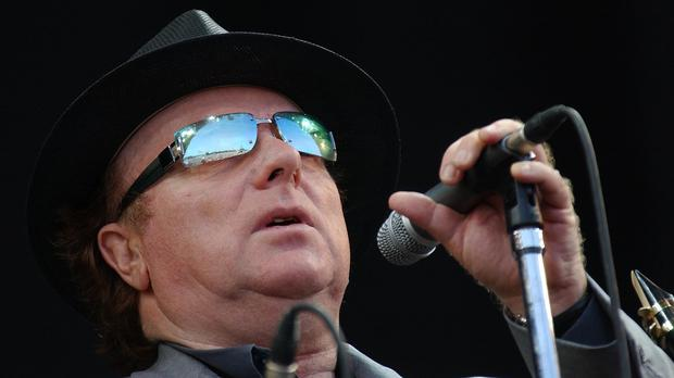 Van Morrison has been given a knighthood