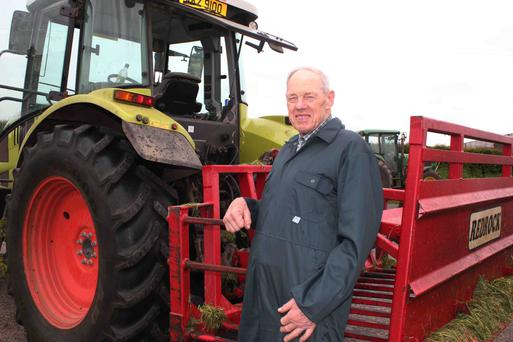 Aghadowey retired farmer Hugh Barr