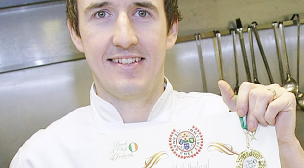 Liam McEvoy from Belfast on his passion for food and teaching