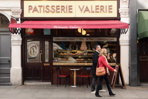 High-end Patisserie Valerie will open its first branch in Northern Ireland in Belfast in the summer