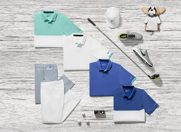 Rory McIlroy's colour choice for this week's US Open
