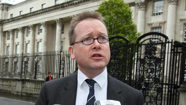 John Larkin said the proposals would violate international law