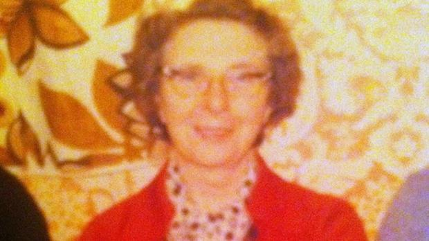 Murdered pensioner Roseann Mallon (Relatives for Justice)