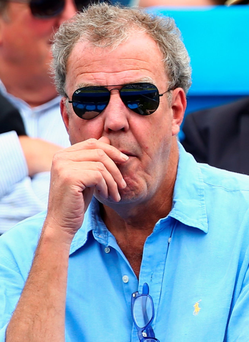 Star attraction: Jeremy Clarkson