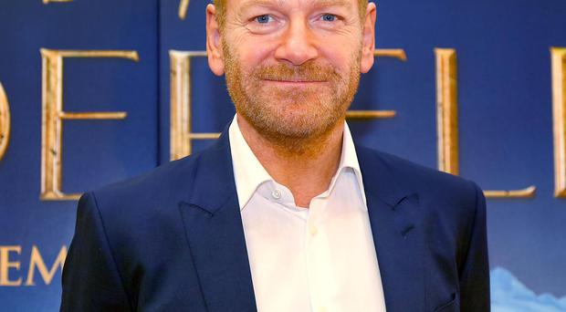 Movie maker: Kenneth Branagh