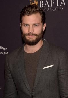 Northern Ireland actor Jamie Dornan