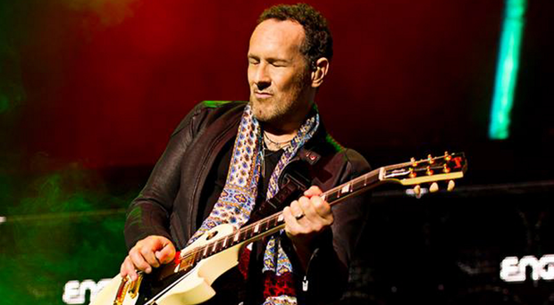 Treatment: Vivian Campbell