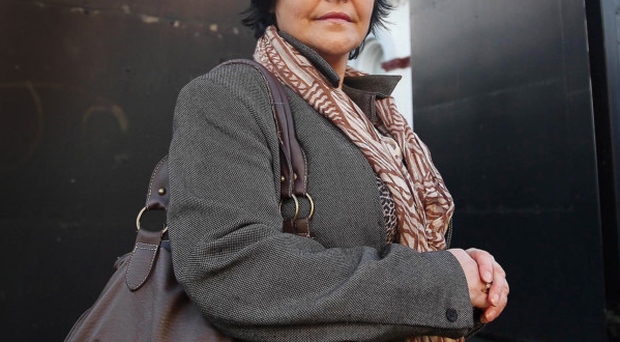 Victims campaigner Margaret McGuckin