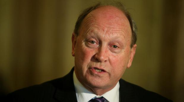 Leader of the TUV Jim Allister