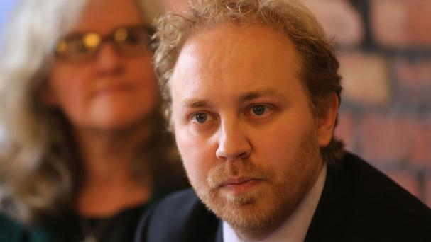 Green Party leader in Northern Ireland Steven Agnew said 'animals do not exist for our entertainment'