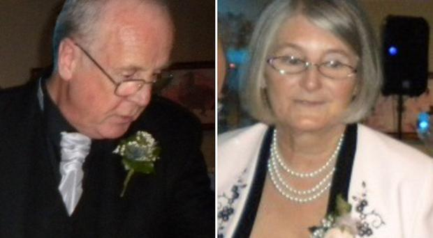 Jim and Anne McQuire, from Cumbernauld, were killed in the terror attack Tunisia (PA/Church of Scotland)