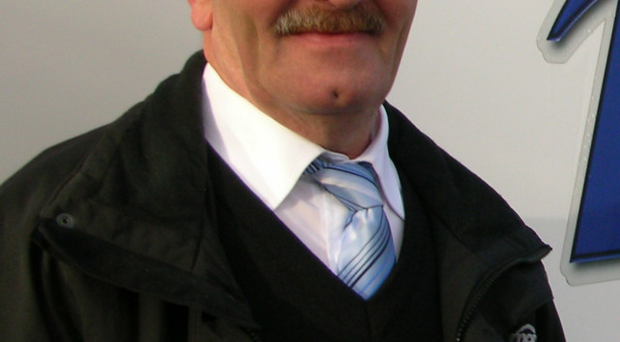 Coach driver James 'Geordie' Chance, who died when the bus he was travelling in crashed on a Belgian motorway on Sunday