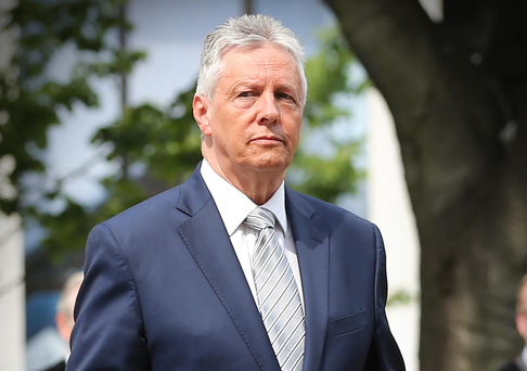 Peter Robinson: warning