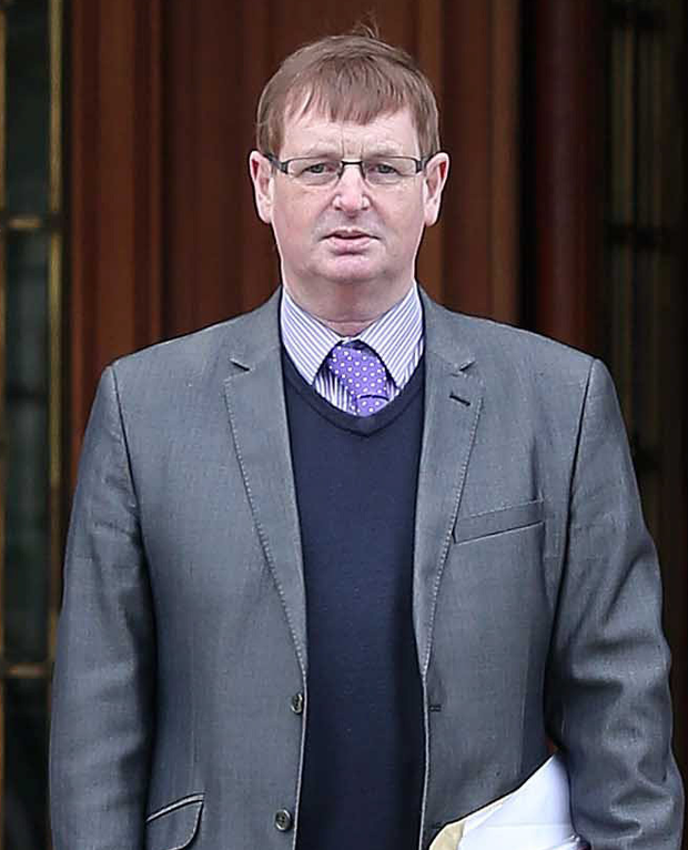 Treated: Willie Frazer