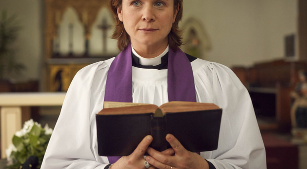 Star: Emily Watson in the show