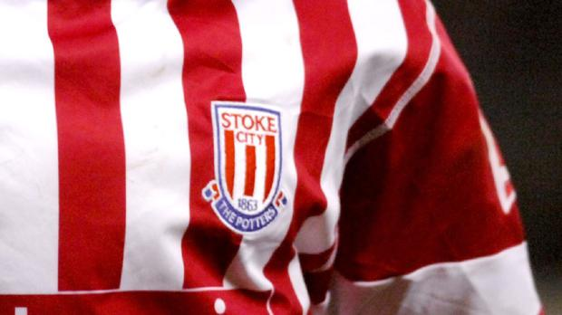Former trainee George Blackstock was scouted by Stoke City when he was just short of 16
