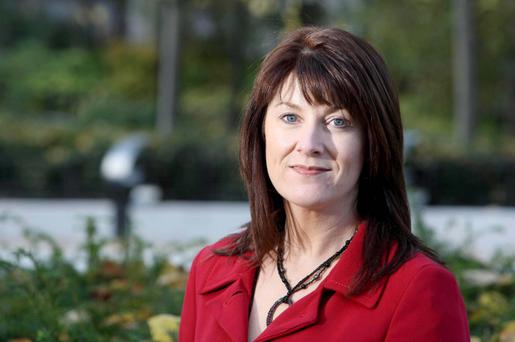 Sport NI's chief executive Antoinette McKeown