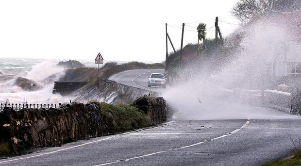 Experts claim there is an over reliance on sea defences around the Ulster coastline