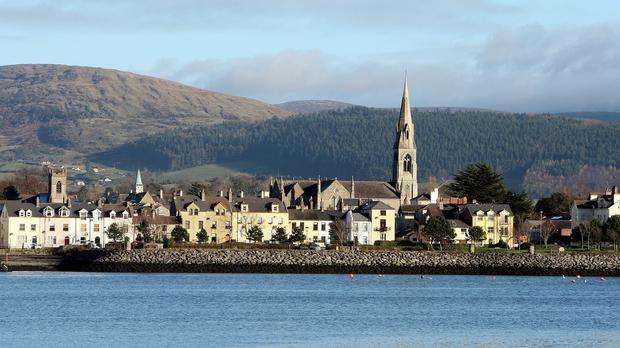 Carlingford Lough could be the backdrop to a sexual-themed festival