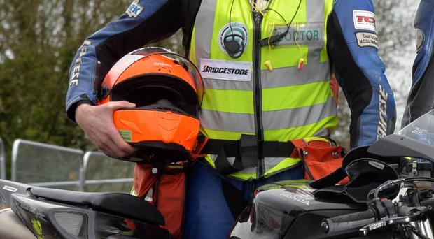 Fatal crash: John Hinds