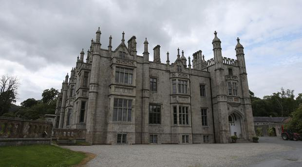 Narrow Water Castle in Co Down, where the Bliss Festival is due to be held