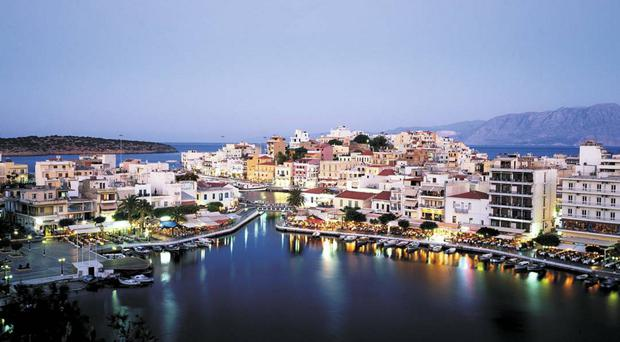Crete is a popular destination for holidaymakers