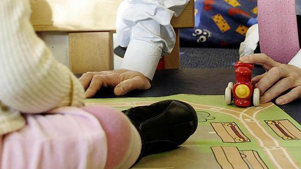 Early years education campaigners have welcomed a U-turn on plans to slash their budget.