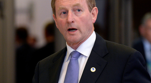 Questions: Enda Kenny