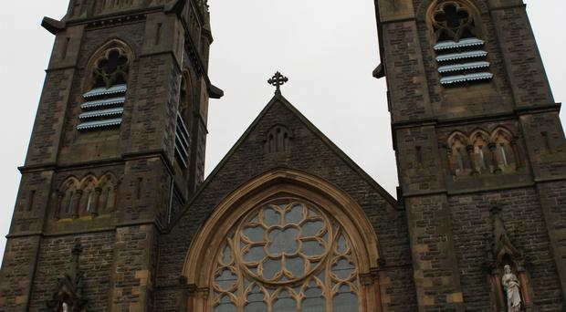 Sacred Heart, Omagh