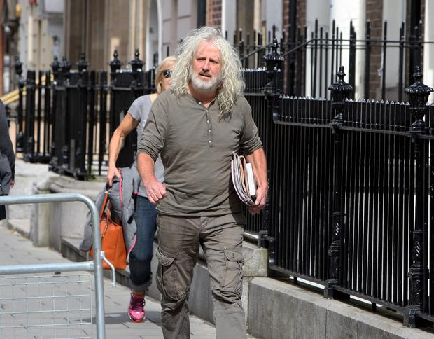 TD Mick Wallace