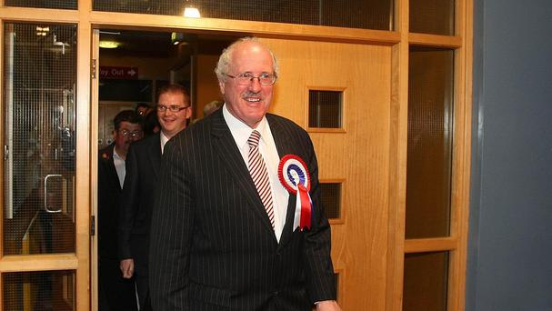 The DUP's Jim Shannon said he will always be a fan of country sports