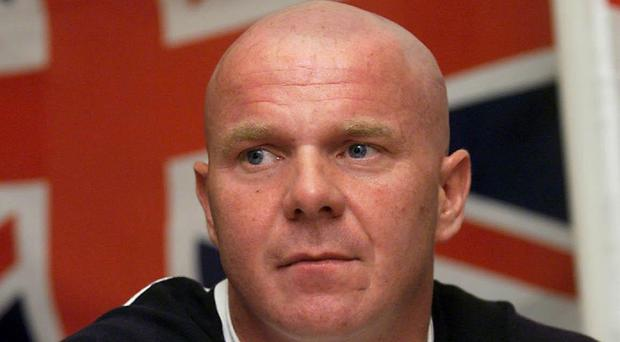 Johnny Adair moved to Scotland after being released from prison as part of the Good Friday Agreement