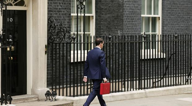 George Osborne's Budget measures are under discussion in the Commons