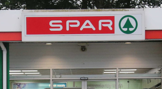 Milltown Spar in Ballymoney