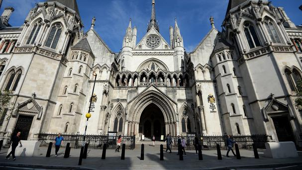 The case was rejected by three judges in London following a hearing last month