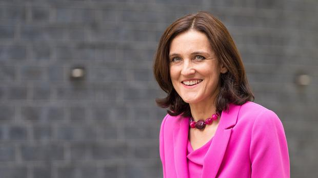 Theresa Villiers has agreed to consult on non jury trials in Northern Ireland