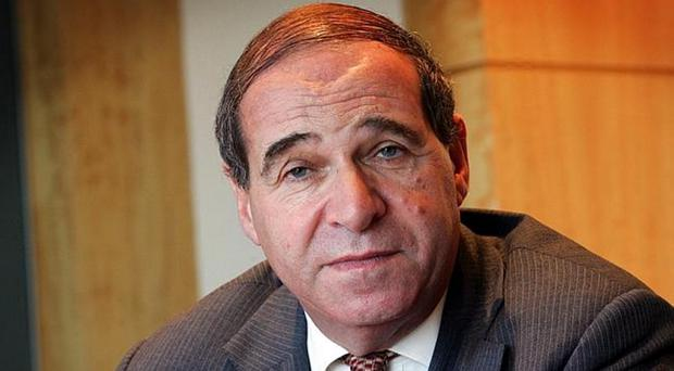 Sir Leon Brittan was named in files