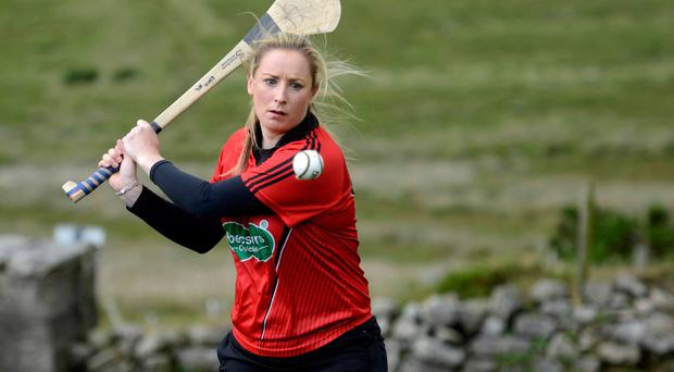 Catherine McGourty won the women's Poc Fada contest