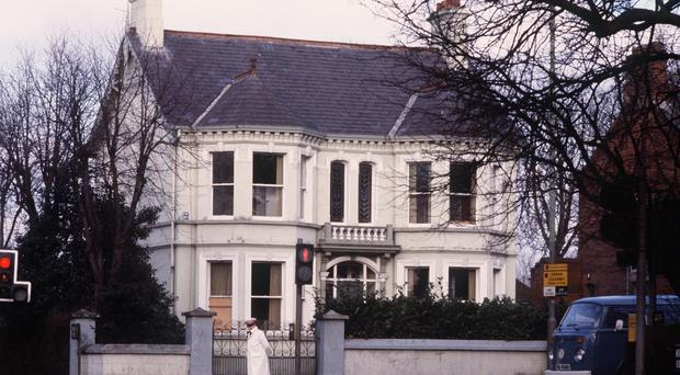 The notorious Kincora boys home
