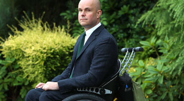 Mark Pollock is suing over his injuries