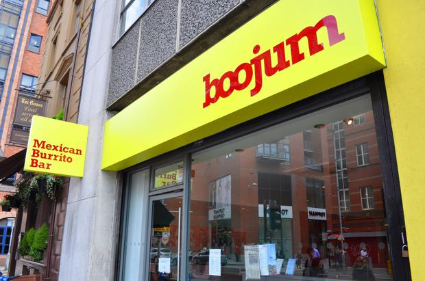 Boojum: Brisk lunchtime trade