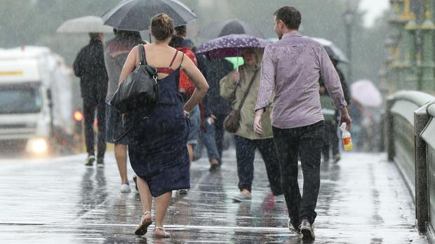 This July could be the wettest on record